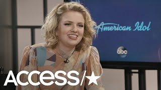 Download Lagu 'American Idol': Maddie Poppe Shares The Story Behind Her & Caleb Lee Hutchinson's Romance | Access Gratis STAFABAND