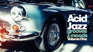 Best Acid Jazz Relaxing Music - Acid Jazz Grooves & Moods One