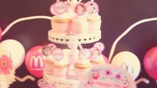#Trangtrisinhnhat Dịch vụ Trang trí sinh nhật cho bé