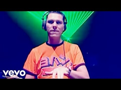 Tiesto Lethal Industry retronew