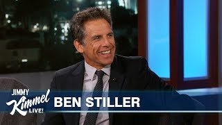 Ben Stiller on Meeting Obsessed Fan on Subway & Escape at Dannemora