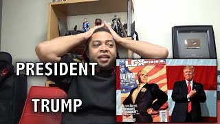 PRESIDENT DONALD TRUMP - Acceptance speech | My Reaction and Thoughts for America