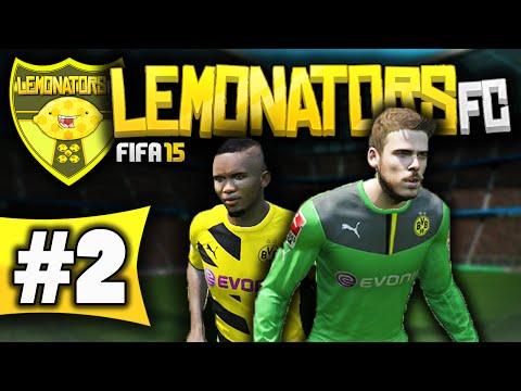 FIFA 15: Ultimate Team - Lemonators FC! - #2 -