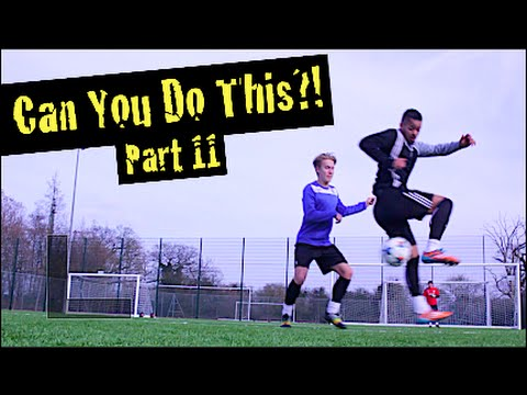 Learn Amazing Soccer Skills: Can You Do This!? Part 11 | F2Freestylers