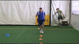 Speed,Agility and Quickness Training For Soccer - Total TechniqTV