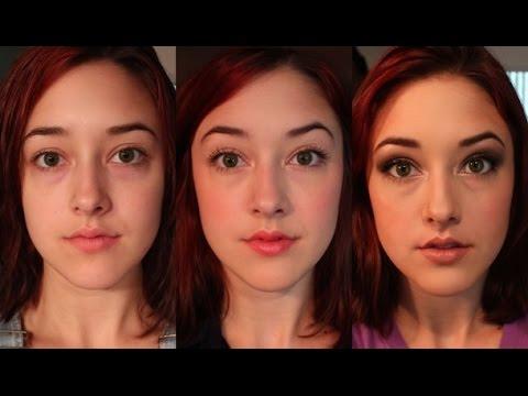 Do men like women with makeup