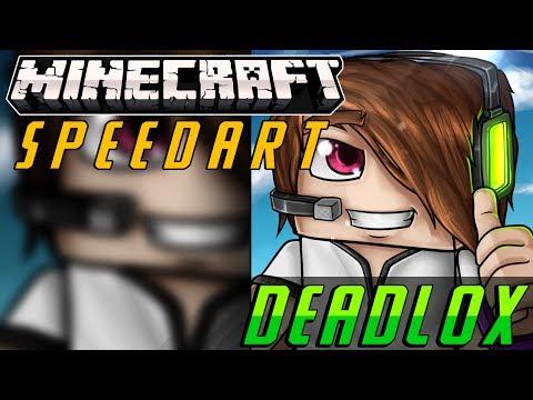 Minecraft SpeedArt - Deadlox Youtuber Avatar