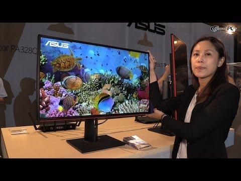computex 2014: ASUS ProArt PA328Q 4K UHD Monitor