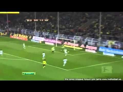 Borussia Dortmund vs 1899 Hoffenheim 3:1 Alle Tore & Highlights 28.01.2012