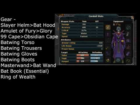 Runescape: EOC Magic/Defense Training Guide For Low Levels #1