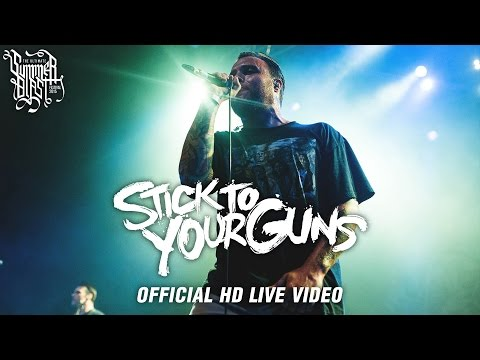 Stick To Your Guns - Summerblast 2015 (Official HD Live Video - FULL CONCERT)