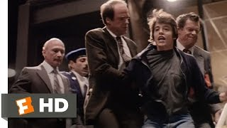 WarGames (4/11) Movie CLIP - He's Gonna Start a War! (1983) HD