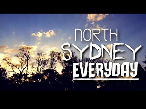 NORTH SYDNEY EVERYDAY!