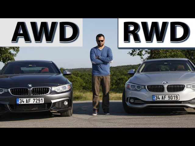 Test - BMW 428i xdrive vs 420d - YouTube