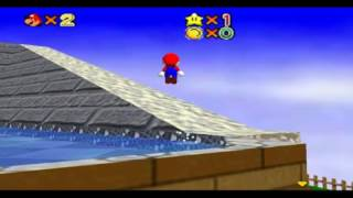 Super Mario 64 Beta TAS