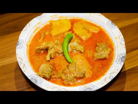 Mutton Korma in Tamil | Mutton Kulambu in Tamil | Mutton Recipes | Madras Recipe