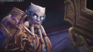 World Of Warcraft Legion 7.3.5 Прохождение сюжетки Аргуса на Циркле ч.1