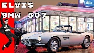 Elvis Presley BMW 507 Complete Restoration