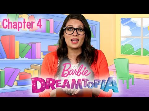 Chapter 4: The Supersonic Sparkling Lemonator | #Readalong with Ms. Booksy | Dreamtopia | Barbie