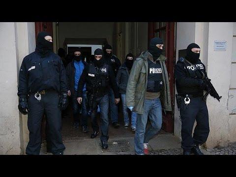 اعتقال شخصيْن في ألمانيا في حملة مداهمات في أوساط الإسلاميين