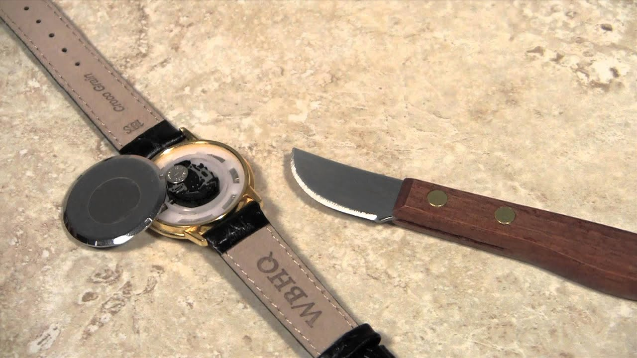 Watch Back Opener Tool Watch Back Opener Knife