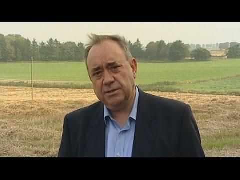 Alex Salmond criticises 'state broadcaster' BBC