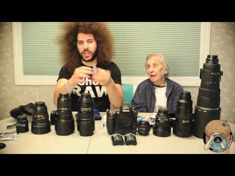 My Nikon Pro photography Equipment