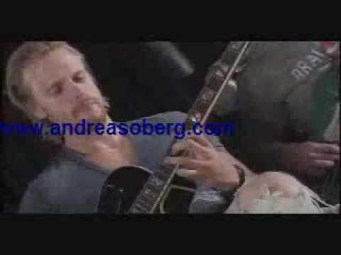 ANDREAS OBERG BOSSA NOVA GUITAR SOLO (2006)