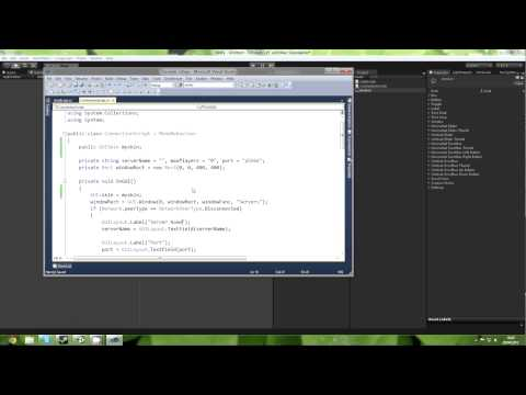 Unity 3D C# Series 2 Tutorial 2 : Chat Script