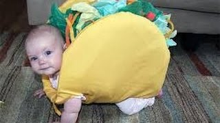 Funny and creative baby  costume designs ever