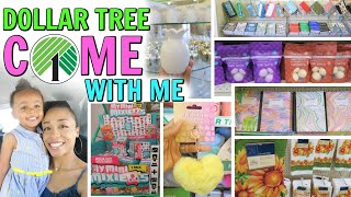 COME WITH ME TO DOLLAR TREE! NEW BRAND NAMES AND ITEMS YOU CAN'T FIND