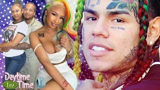 Tekashi 69 MARRIED his girlfriend JADE while she ALREADY has another boo BEHIND BARS! (Details)