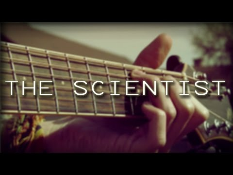 The Scientist - Coldplay ( Fingerstyle Guitar Cover By Albert Gyorfi ) [+TABS]