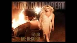 Miranda Lambert - Dear Diamond Lyrics [Miranda Lambert's New 2012 Single]
