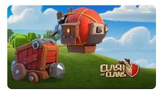 Introducing the Siege Machines! (Clash of Clans Town Hall 12 Update)