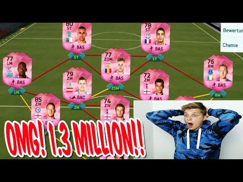 FIFA MATCH um 1.3 MILLION!! - FIFA 16: ULTIMATE TEAM (DEUTSCH) - FUßBALL