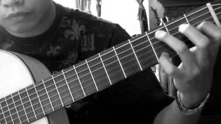Sana'y Wala Nang Wakas - W. Cruz (arr. Jose Valdez) Solo Classical Guitar