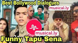 Tapu Sena Musically | Top Bollywood Dialogue | Taarak Mehta Ka Ooltah Chashmah - तारक मेहता - 2356 |