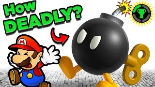 Game Theory: How DEADLY Is Super Mario's Bob-Omb?