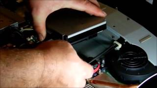 Dell XPS One Replacing the Hard Drive