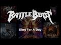 Battle Beast - King For A Day (lyrics video) MP3