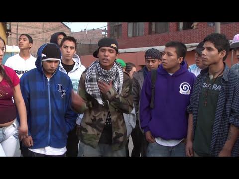 Improvisando  en  Perú  San juan de lurigancho