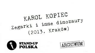 Karol Kopiec - Zegarki i inne dinozaury