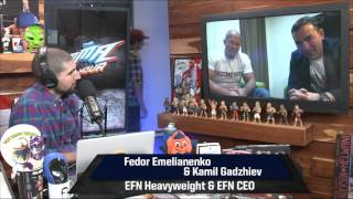 Fedor Emelianenko Says He's Closer Than Ever to Signing With UFC