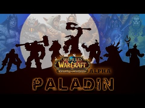 Protection Paladin - WoD Quick Look - It's just fun