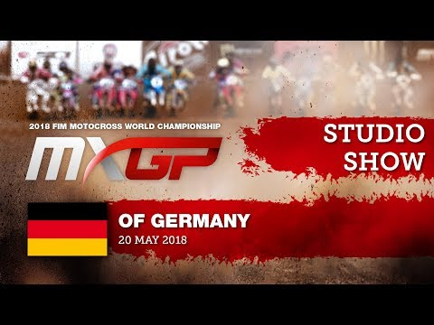 Studio show of Germany 2018