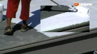 Oriplast Reflex - rivestiemento protettivo ultrariflettente per membrane impermeabilizzanti