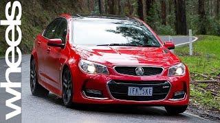 Holden Commodore SS-V Redline review | Car Reviews | Wheels Australia