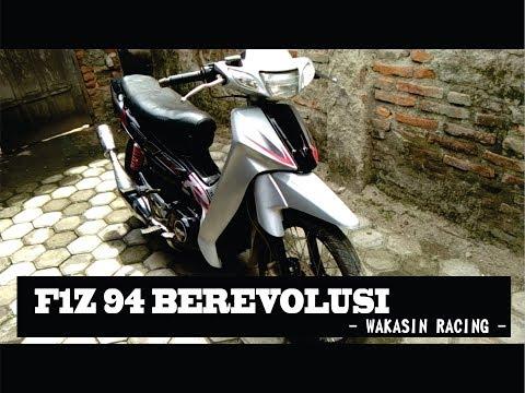 Full Upgrade Yamaha F1Z 1994 To F1ZR 2001