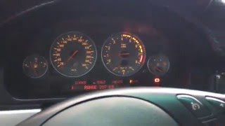 BMW 530i E39 with M5 Cluster Odometer/DashBoard/SPEEDOMETER on M54